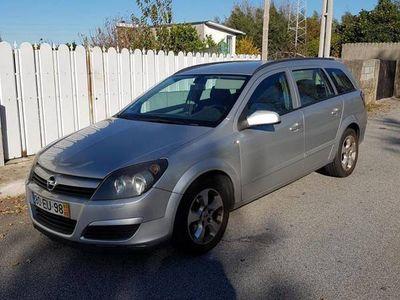 usado Opel Astra Caravan 1.7tdci -
