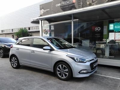 brugt Hyundai i20 1.1 GLS CRDi COMFORT MY17