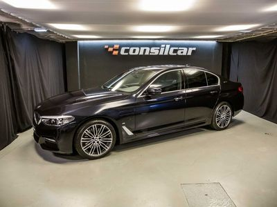 usado BMW 530 e iPerformance Hybrid Plug-In Pack M Navigator
