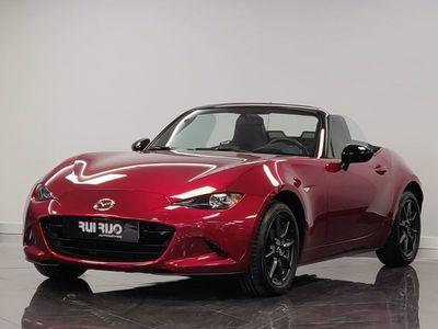 usado Mazda MX5 1.5 Skyactiv-G 131cv Nav/Led
