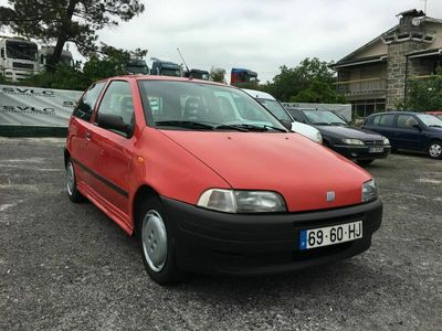 usado Fiat Punto VAN 1.7 TD