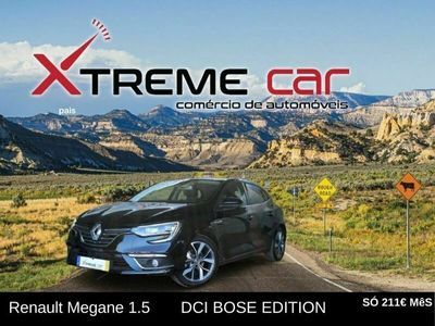 usado Renault Mégane 1.5 DCI BOSE EDITION