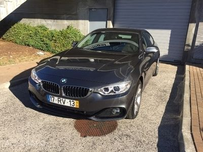 usado BMW 420 Gran Coupé Série 4 Gran Coupé d sport auto