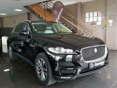 usado Jaguar F-Pace 2.0 D Prestige