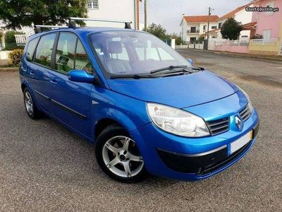gebraucht Renault Grand Scénic 1.5 DCi 7lugares
