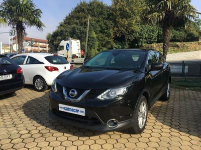 usado Nissan Qashqai 1.5 DCI 110cv Cãmara 360 edition