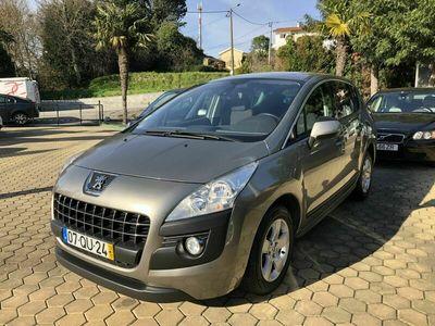 usado Peugeot 3008 1.6 HDI Allure 112cv