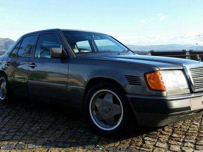 usado Mercedes 250 turbo