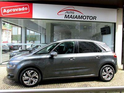 usado Citroën C4 Picasso 1.6 Blue-HDi Business Line GPS