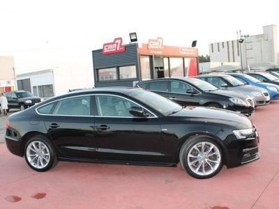 brugt Audi A5 2.0 TDi B.Line S-line