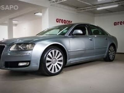 usado Audi A8 3.0 TDi V6 quattro C. D. Exclusive (258cv) (4p), Diesel