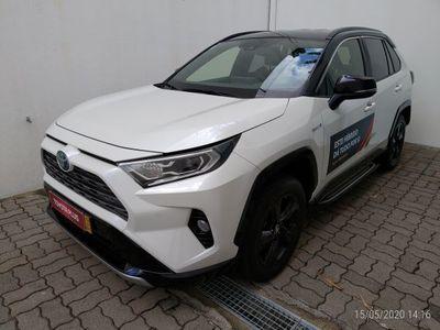 usado Toyota RAV4 RAV42.5 Hybrid SQUARCollection 4x2