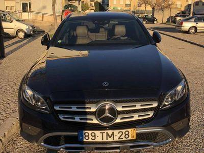 usado Mercedes E220 All-Terrain 4X4