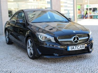usado Mercedes CLA200 Classe CLACDI AMG Line