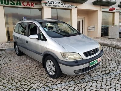usado Opel Zafira 2.0 DTi Elegance