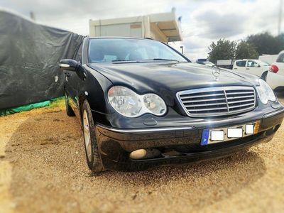 usado Mercedes C220 avanguard