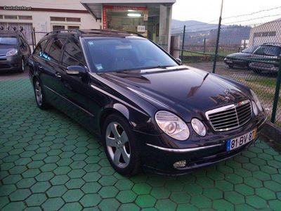 usado Mercedes E320 CDI St Avangarde