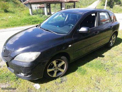 used Mazda 3 MZ-CD 1.6