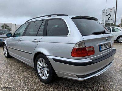 usado BMW 320 D Sport 150 Pack M