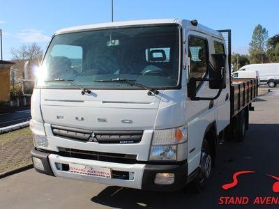 usado Mitsubishi Canter FUSO 3C13 CAB/DUPLA