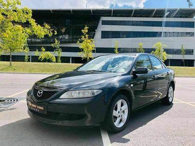 usado Mazda 6 2.0 MZR-CD Exclusive