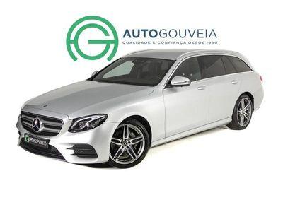usado Mercedes E220 AMG Line Auto