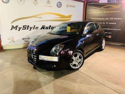 usado Alfa Romeo MiTo 1.3 JTDM DISTINCTIVE PELE+GPS+JLL 17