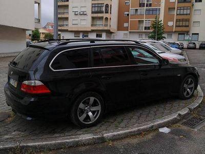 usado BMW 520 E61