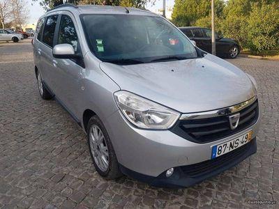 usado Dacia Lodgy Nacional 7 lugares