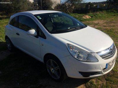 usado Opel Corsa D 1.3 cdti van -