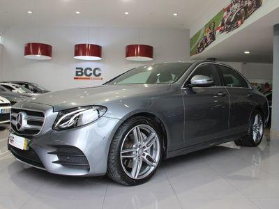 usado Mercedes E220 AMG NACIONAL