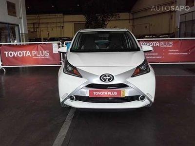 usado Toyota Aygo 1.0 X-Pure