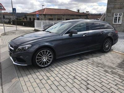 usado Mercedes CLS350 CDI AMG