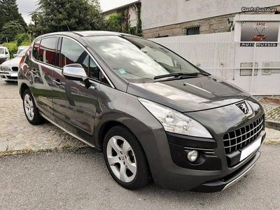 usado Peugeot 3008 1.6HDI 115CV C/NOVO