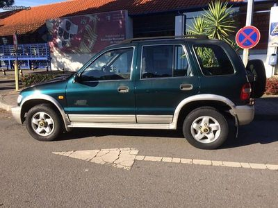 usado Kia Sportage 2.0 tdi 5 portas
