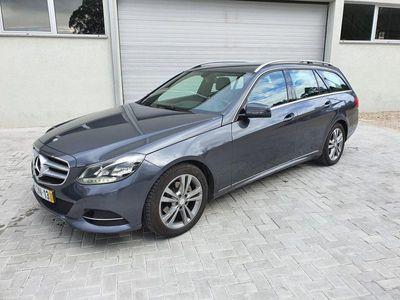 usado Mercedes E220 CDI Station
