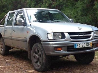 usado Opel Campo 2.5DI
