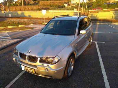 usado BMW 2000 X3