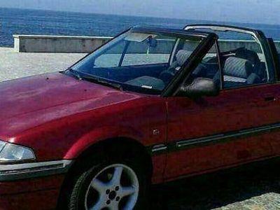 usado Rover 214 Cabriolet Troco