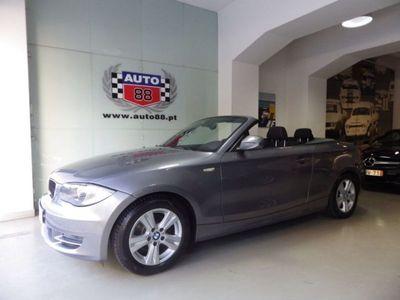 usado BMW 118 Cabriolet d