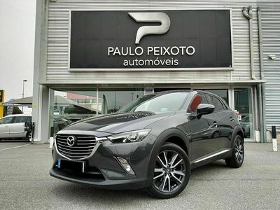 usado Mazda CX-3 1.5 SKY-D 4X2 Excellence HT Leather White (105cv) (5p)