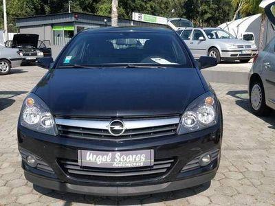 usado Opel Astra Comercial