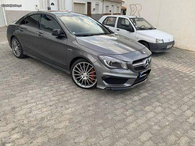 usado Mercedes CLA45 AMG Recaro performance