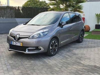 usado Renault Grand Scénic 1.5DCI 7L