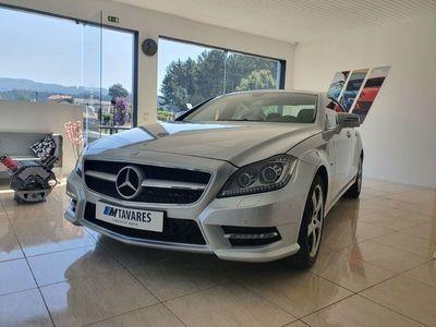 usado Mercedes CLS250 PACK AMG