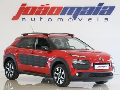usado Citroën C4 Cactus 1.2 PureTech 82Cv Feel (GPS) (2.100 Kms)