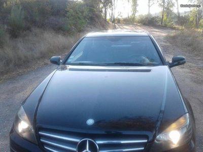 usado Mercedes CLC200 220 gasóleo