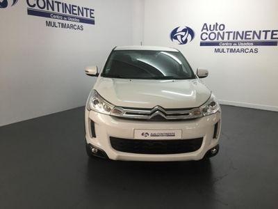 usado Citroën C4 Aircross 1.6 HDI 115cv ExclusiveViatura de serviço