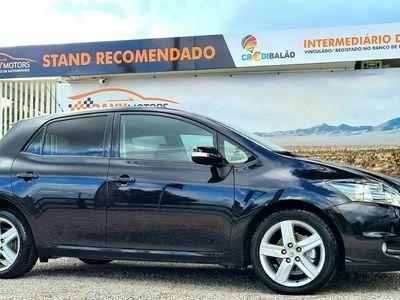 usado Toyota Auris Exclusive+Sport 1.4D-4D