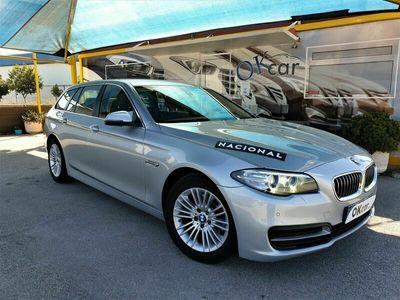 usado BMW 520 2.0d Touring Auto